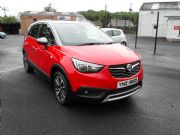Vauxhall, Crossland X Elite 130 Red & Grey