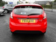 Ford Fiesta 1.25 Zetec 5dr Red