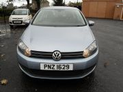 Volkswagen Golf Match 1.6 Tdi 5dr Blue Metalic